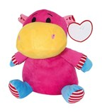 Plush hippo Beate