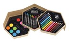 Colouring set Colourful Level