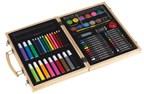 Art colouring set Gaudy