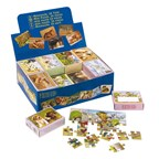Mini puzzle Selection, assorted