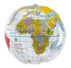 Opblaasbare wereldbol UNIVERSE