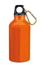 Alu-Drinking bottle Transit, Orange
