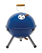 Mini BBQ Grill Cookout, blue