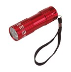 LED flashlight Powerful red