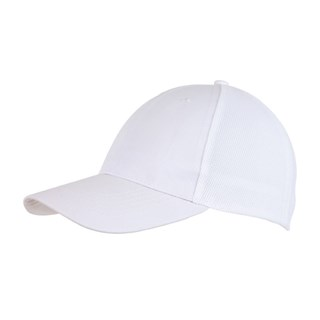 6-Panel cap with Mesh Pitcher, wit