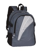 Backpack 'Stream' 600D, greylight grey