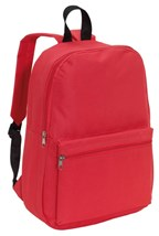 Rucksack Chap,600D, red