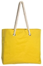 Beach bag Capri 300D,yellow