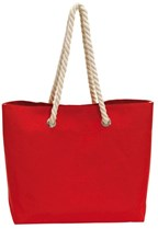 Beach bag Capri 300D, red