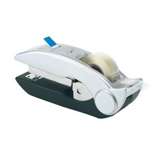 3in1 stapler, Desk companion, silver