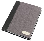 Tablet Portfolio LINEN, blckgrey