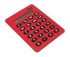 DIN A4 desk calculator, RED