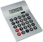 Grote bureau rekenmachine GLOSSY