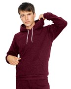 AMA Sweater Hooded Salt en Pepper