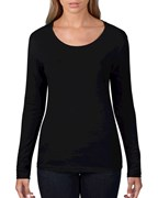 Anvil T-shirt Scoop Sheer LS