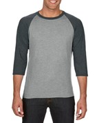 Anvil T-shirt TriBlend 34 Raglan Sleeve