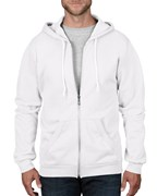 Anvil Sweater Hooded Zip for him
