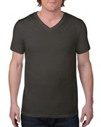 Anvil T-shirt V-neck for him