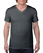 Anvil T-shirt V-neck Lightweight SS for him