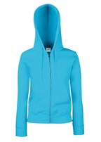 Lady-Fit Premium Hooded Sweat Jacket