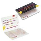 BIC® 101 mm x 75 mm boekje met 25 vellen