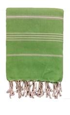 Hamamdoek 100x180 cm groen