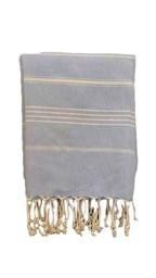 Hamamdoek 100x180 cm lichtblauw