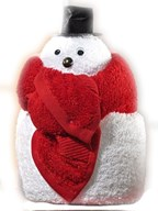 Sneeuwman (bdgdwh) wit