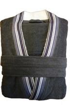 Badjas Kimono Purple Dream LXL grijs