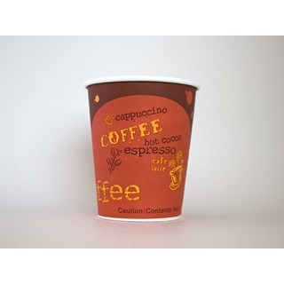 200cc Koffiebeker Voorbedrukt Coffee Voorbedrukte