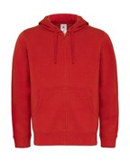 Men Hooded Full Zip - WM647