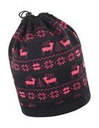 Reindeer Snood Hat