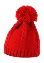 Cable Knit Pom Pom Beanie