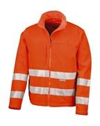 Hig-Viz Soft Shell Jacket