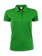 Ladies Luxury Stretch Polo