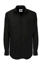 Men`s Heritage LS Poplin Shirt - SMP41