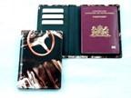 Paspoort houder