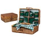 Picknick mand voor 4 personen