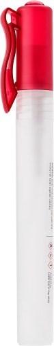 Kunststof dispenser met hand spray