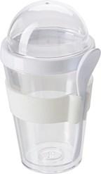 Kunststof ontbijtbeker (350ml)