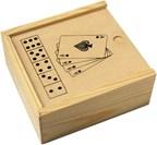 Kaart- en dobbelspel