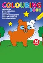 Kleurboek voor kinderen (A5 formaat)