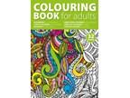 Kleurboek voor volwassenen (A4 formaat)