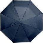 Automatisch polyester paraplu met kunststof handva
