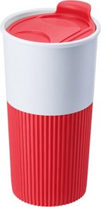 Kunststof drinkbeker (ca 500 ml)