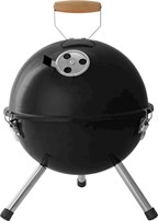 Bolvormige barbecue