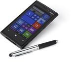Balpen met stylus voor smartphone
