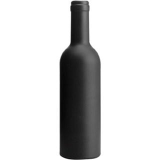 2-Delige wijnset in de vorm van een fles.