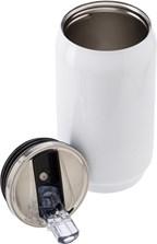 Drinkbeker in vorm van blikje, 300 ml, lekvrij