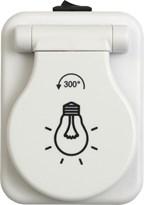 Kunststof werklamp COB led met magneet